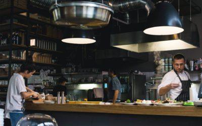 The Shocking Revelation of Restaurant.